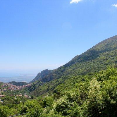 Voorvertoning De omgeving van Cerchiara