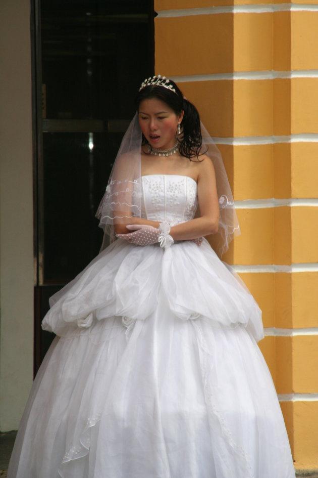 Macua bride