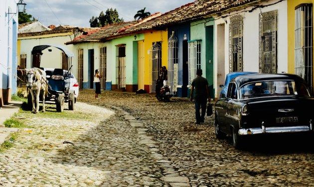 Kleuren van Trinidad
