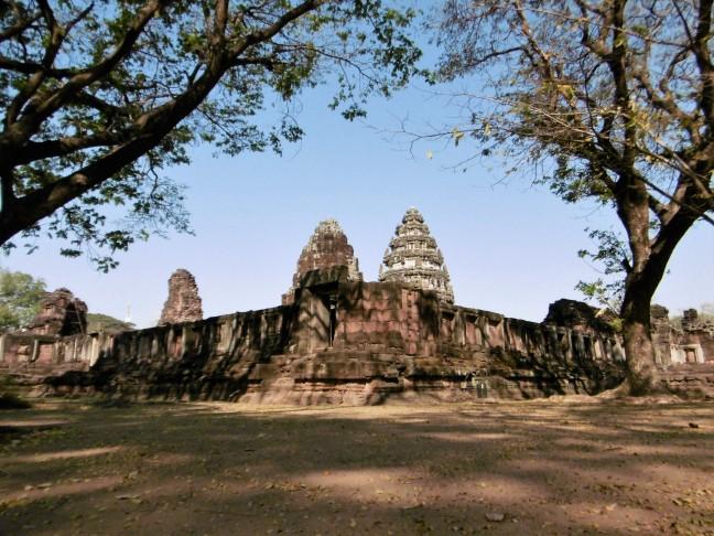 Prasat Hin Phimae, prototype voor Angkor Wat