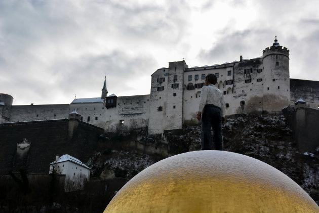 Kasteel van Salzburg