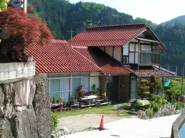 Japanse platteland
