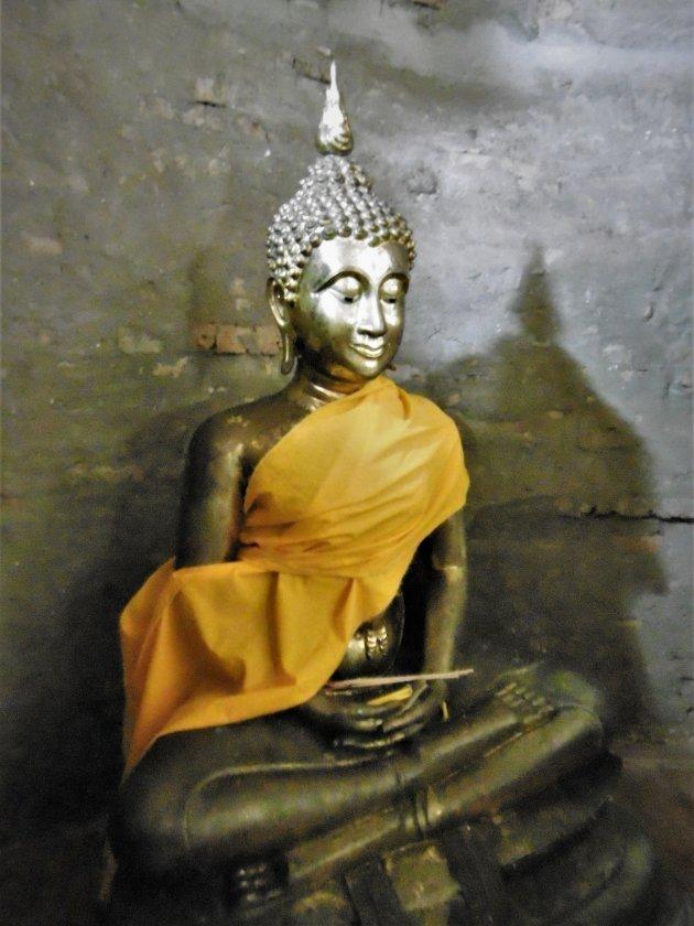 Boeddhabeeld Ayutthaya