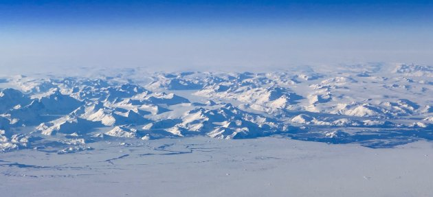 Hoe groen is Groenland?