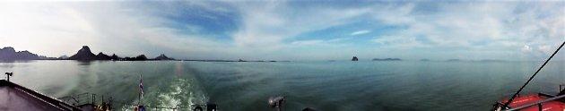veerboot naar Ko Samui