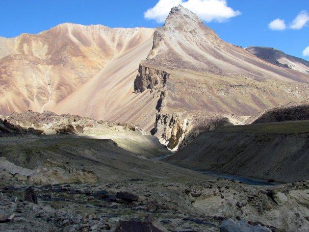 machtig berglandschap