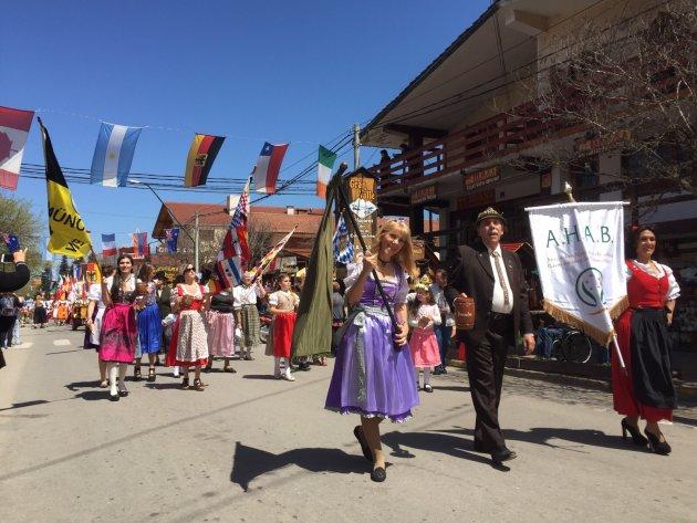 Okterfest in Villa General Belgrano