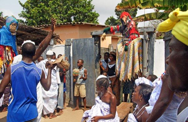 Spiritueel leven in Togo