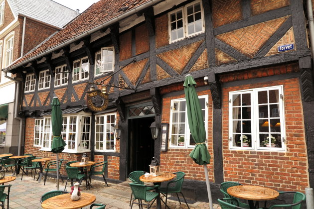 Weiss' Stue in Ribe