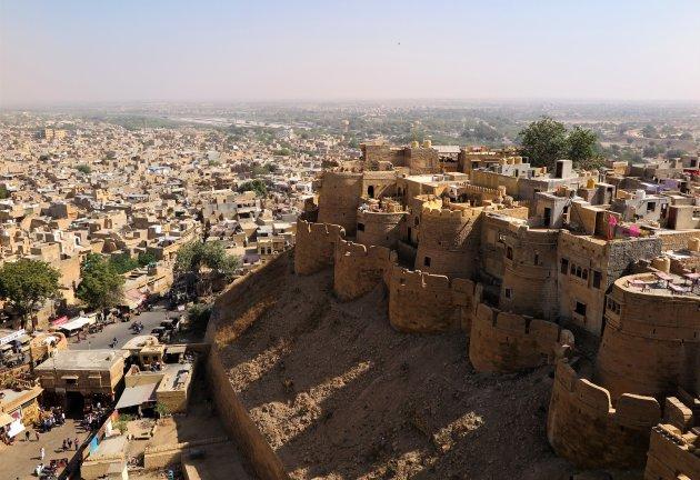 Vesting van Jaisalmer