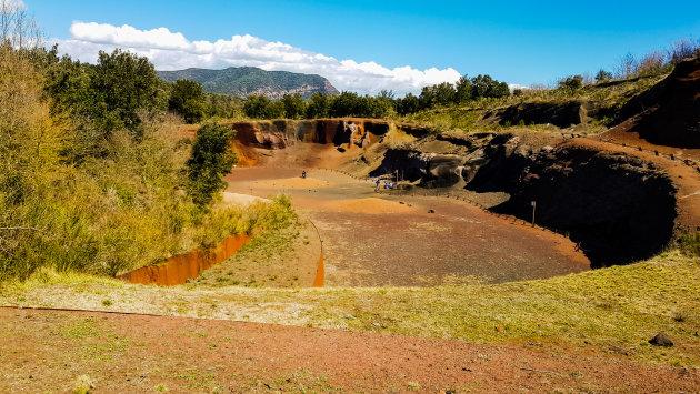 La Garrotxa, wandelen langs vulkanen