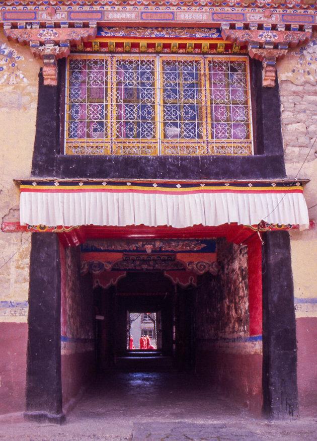 Kloosterdoorkijkje