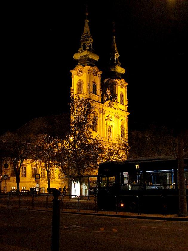 kerk in Buda