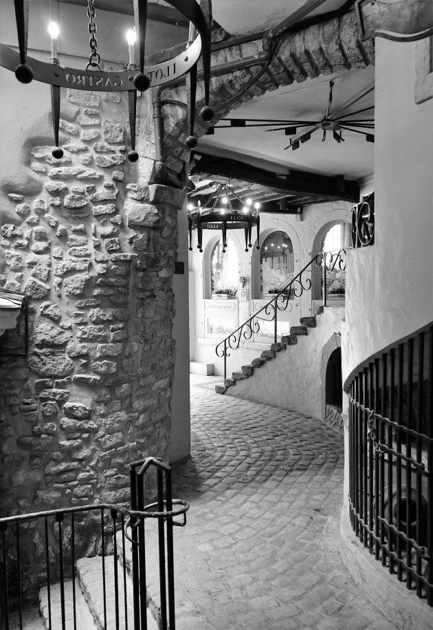 Passage du Palais, Historisch Luxemburg