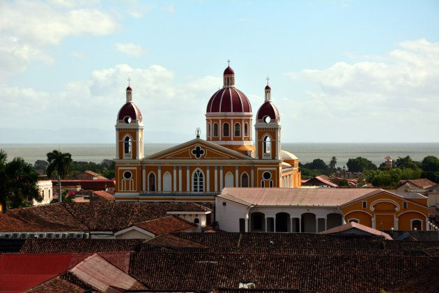 Nicaragua Granada relax stad