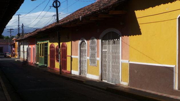 Kleurrijk Granada in Nicaragua