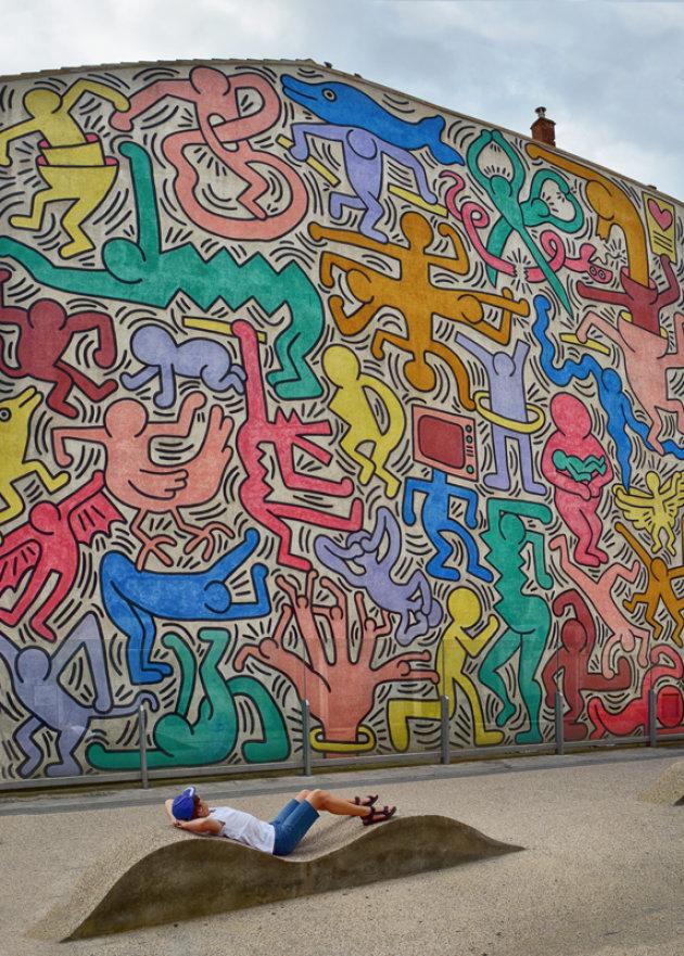 Bekende graffiti