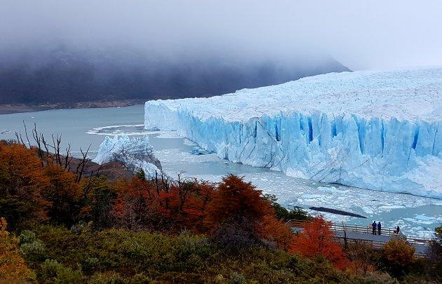 Kippenvel bij Perito Moreno