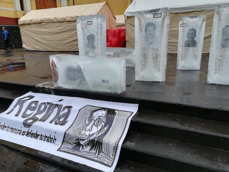 Regina Martínez, straffeloosheid doodt