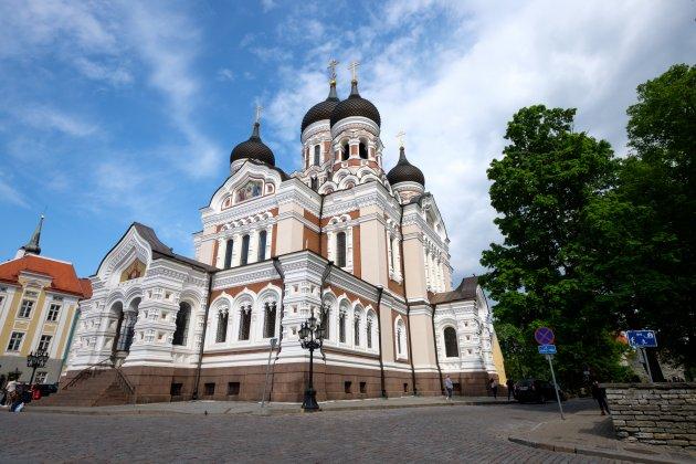 Russische invloed op Tallinn