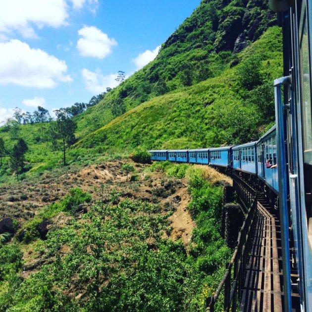 De treinreis van je leven