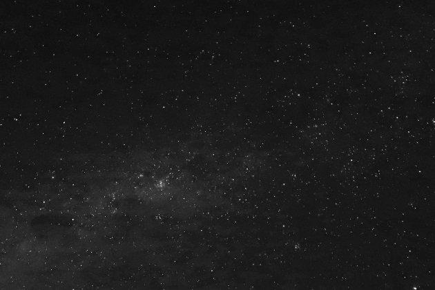 De melkweg @ Salar de Uyuni