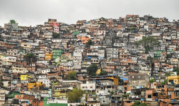 Favellas in Rio