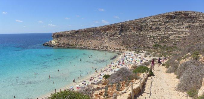 Lampedusa, een interessante bestemming