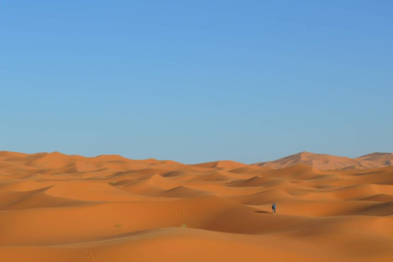 Hoofdfoto bij reisverhaal 'Combinatie tussen drukte en rust in Marokko'