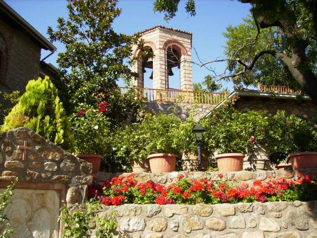 Binnenplaats klooster