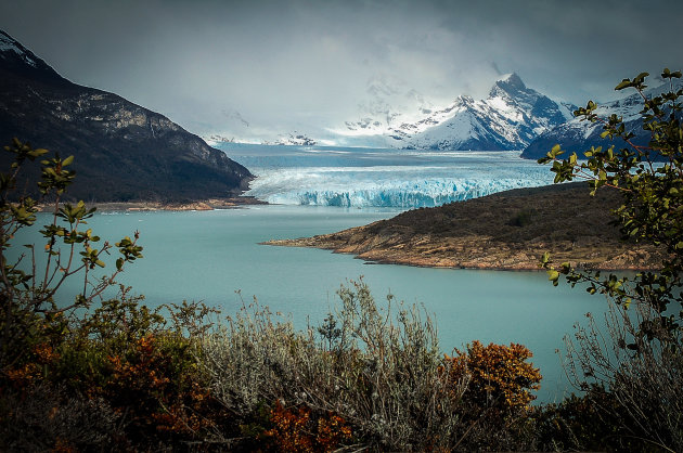 Patagonisch kleurenpalet...