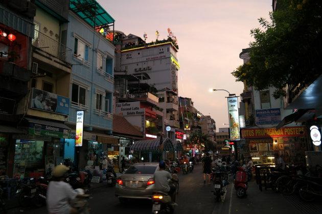 Rooftops in HCMC