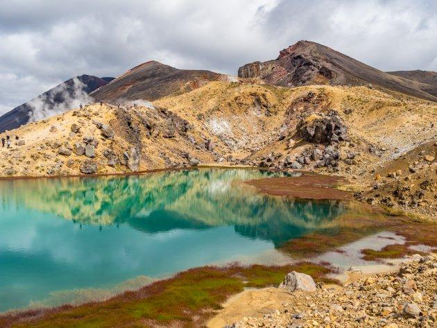 Tongariro, een hike van wereldklasse