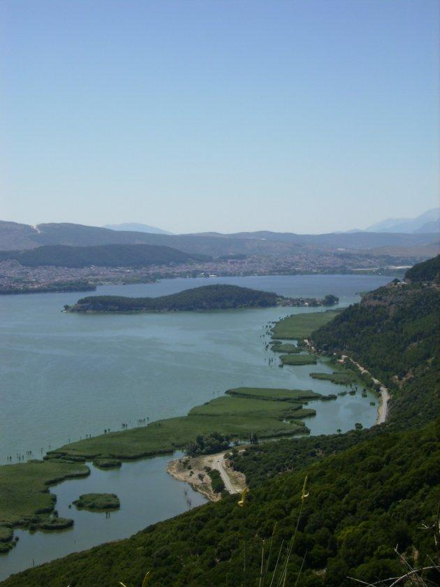 Ioannina en meer