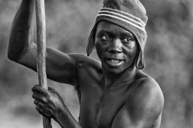 Varen op de Nijl in uganda