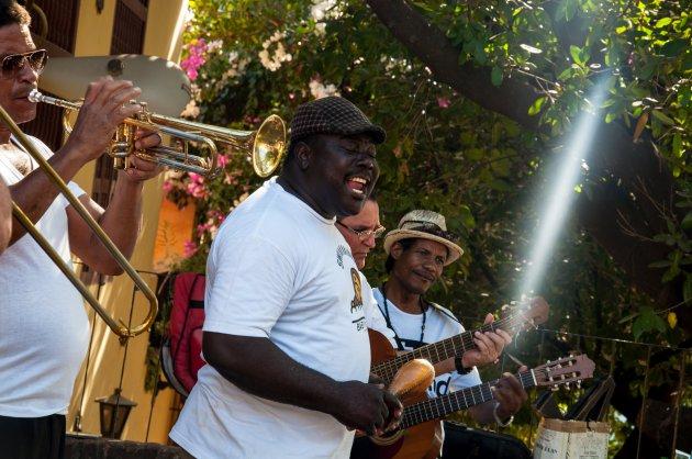 Street Music Cuba