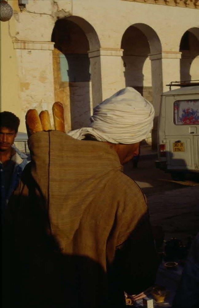 pain algerienne