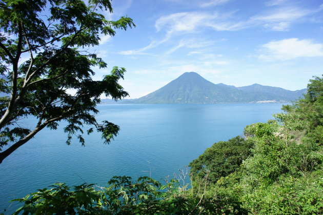 View over Atitlan