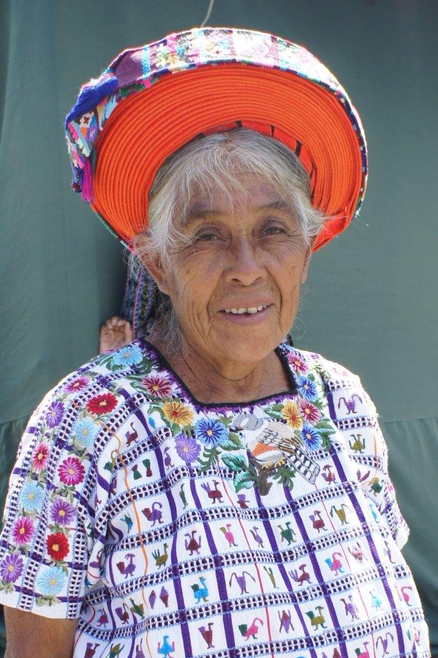 Guatemalan headdress