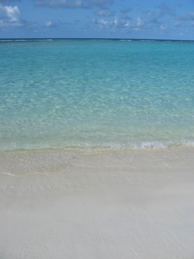 strand, zee, lucht