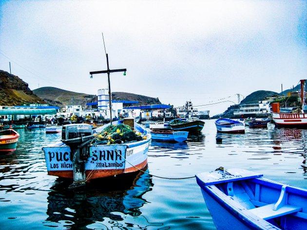 Vissersdorp Paracas