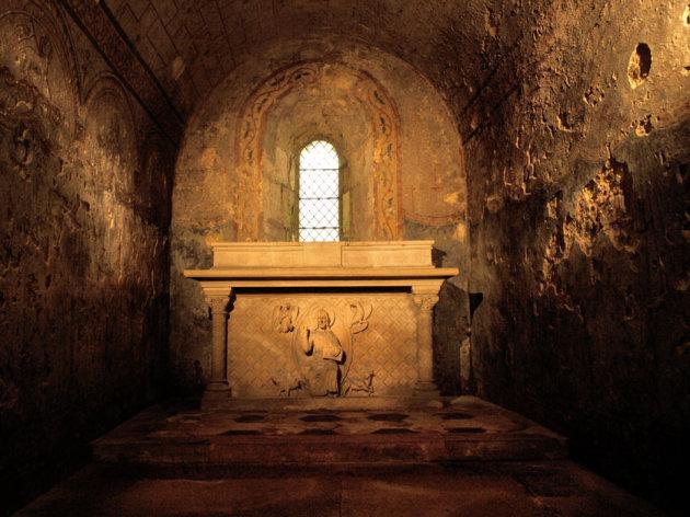 Crypte St Valerianus