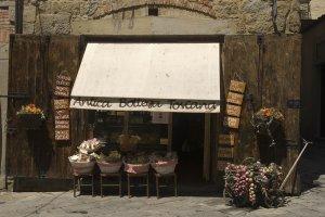Winkeltje in Arezzo