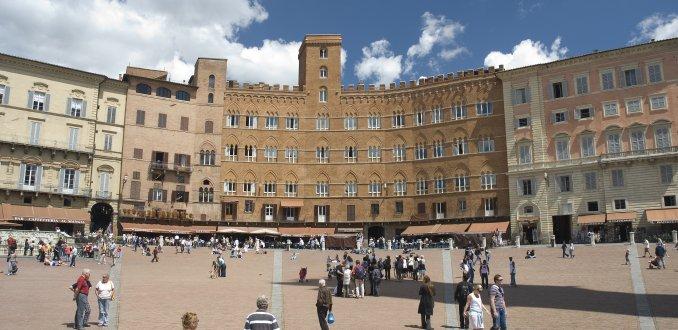Piazza del Camp - Siena