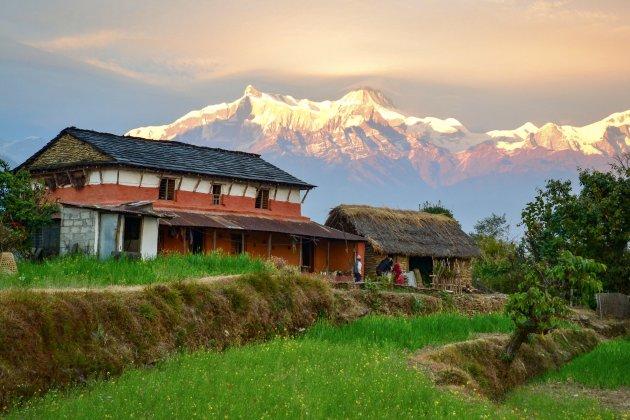 Ontdek de traditionele dorpjes in de Himalaya