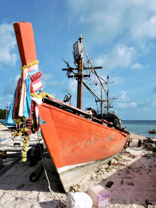 vissersboot Ko Samui