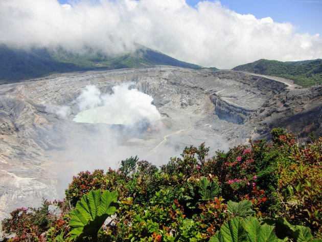Vulkaan Poás