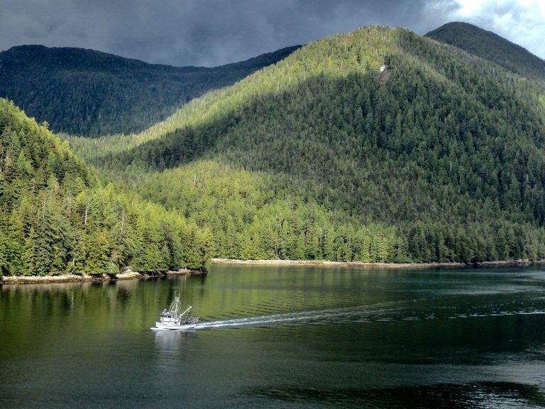Hoofdfoto bij reisverhaal 'Alaska'