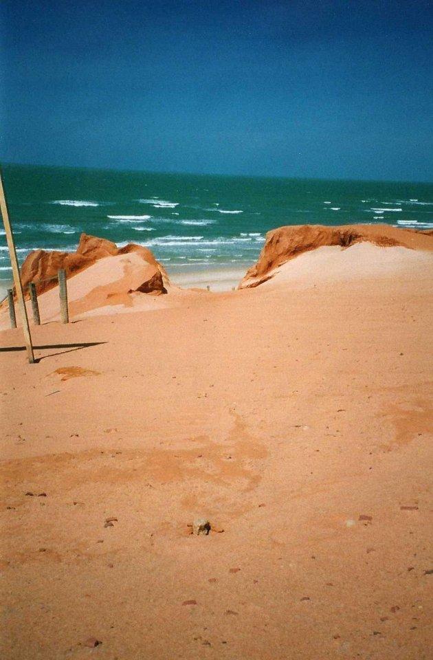 strand van canua cabrada