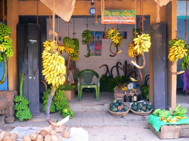 de bananen bar